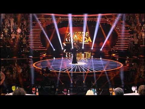 Tamara Milutinovic - Nocas kuca casti (live) - ZG 2014/15 - 08.11.2014. EM 8.