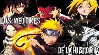 Los 10 mejores animes del mundo