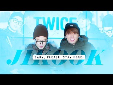 Jikook/Kookmin - BABY, PLEASE  STAY HERE!