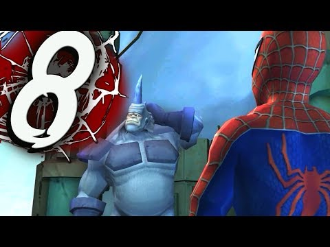 Spiderman Friend of Foe Part 8 RHINO vs Spidey