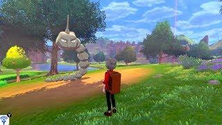 Pokémon ESPADA / ESCUDO: MÁS NUEVOS POKÉMON DE LO ESPERADO y NUEVA INFORMACIÓN