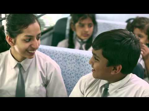 Tata Motors - Skool Drill - Safety Tips When You Are Inside The Bus