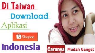 Gambar cover Cara download aplikasi shoppe indonesia