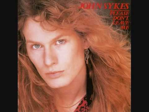 John Sykes & Phil Lynott - Please Don't Leave Me '82