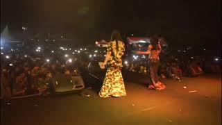 Mirip Banget Konser Lebby Wilayati feat aunti Dewi Persik Uwik Uwik Cinta
