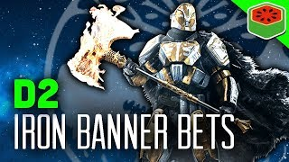 ultimate dismantle wager   destiny 2 iron banner bets 1 the dream team
