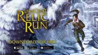 Lara Croft: Relic Run - Mountain Pass Trailer