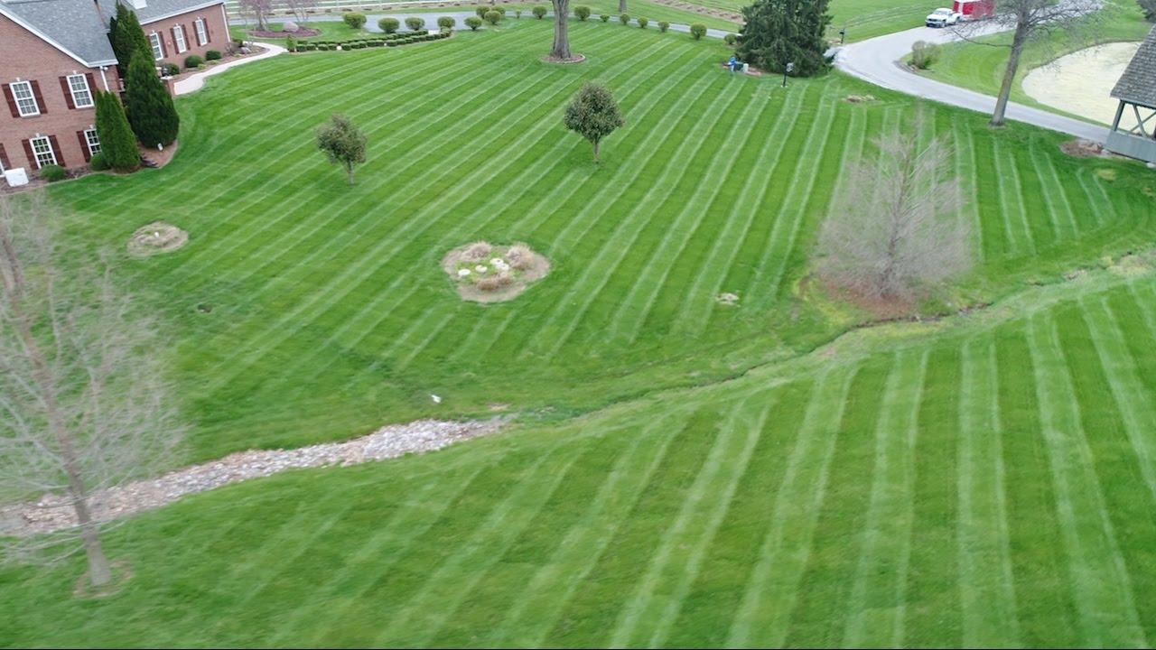 How to stripe a lawn ferris mowers dji phantom 4 pro - How to stripe a lawn ...