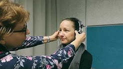 Kuuloa tutkimassa