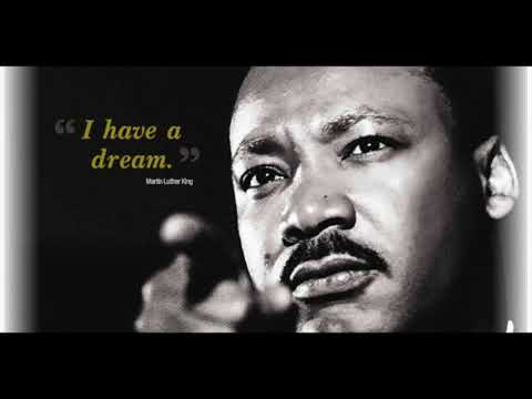 Happy Martin Luther King Jr. Day [DOD]
