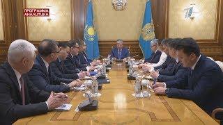 Кушербаев – Сагинтаев – Байбек: назначения недели