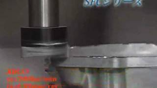 [NTK Cutting tools]High productivity of Aluminum Milling cutter