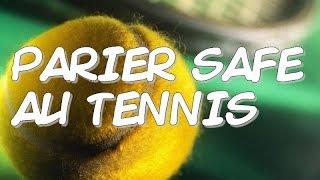 """Comment trouver des pronos safes en tennis """"match stat"""""""