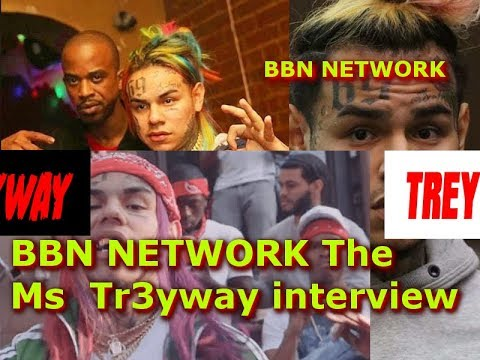 BBN NETWORK The Ms  Tr3yway interview