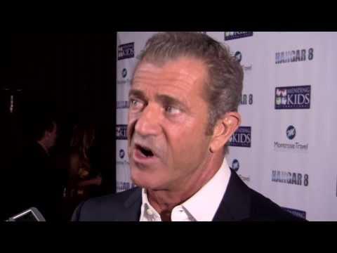Mel Gibson At Mending Kids International Event - Nov. 09, 2013