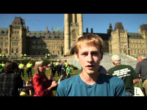Ottawa Tar Sands Action