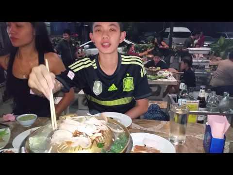Rob's Thai Experience – Family BBQ Buffet Bangkok