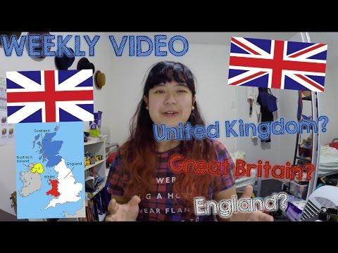 Weekly Video: Inggris - Apa bedanya United Kingdom, Great Britain, dan England?