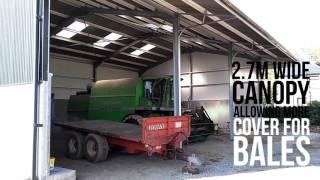 Farm buildings: Multipurpose shed in Kilkenny