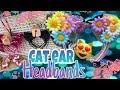 Cute Cat Ear Headbands | So many cute ones at Walmart