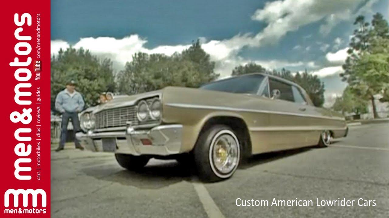 custom american lowrider cars youtube
