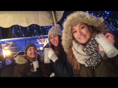 Hamburg, Germany vlog December 2016