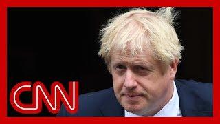Boris Johnson floats Irish backstop alternative in Brexit plan