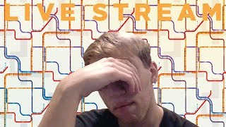 Working On Weird Triplet House/Talking Existentialism [Live Stream]