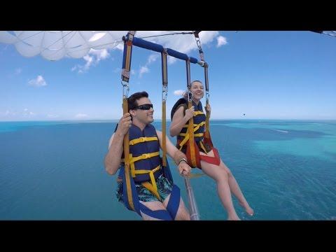 Parasailing in Key West Florida
