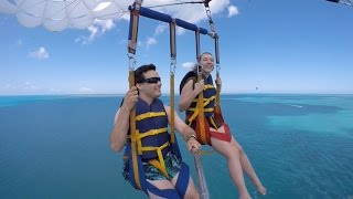 Parasailing in Key West Florida