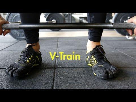 Vibram FiveFingers V -Train en 5dedos.es