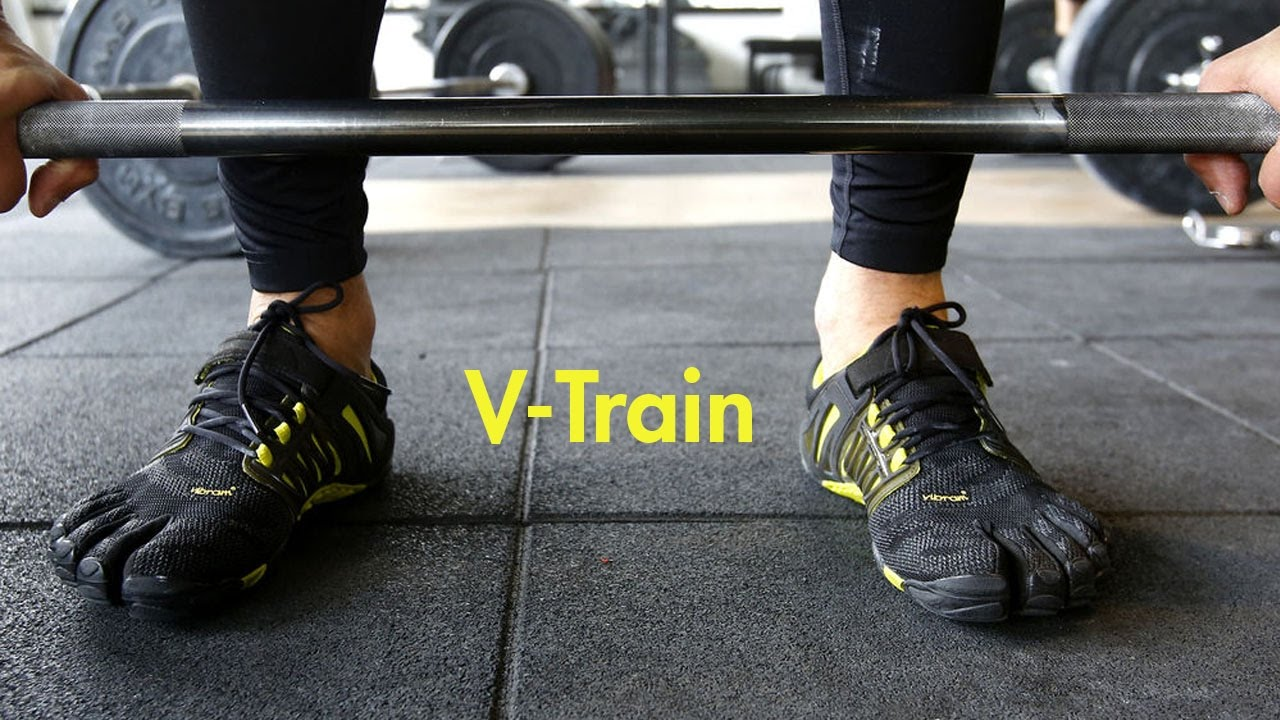 b35a965367 Vibram FiveFingers V -Train en 5dedos.es - YouTube