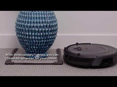 Presenting the Shark ION ROBOT? Connected Robotic Vacuum