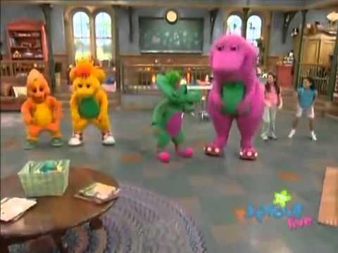 Barney Friends Rhythm Youtube
