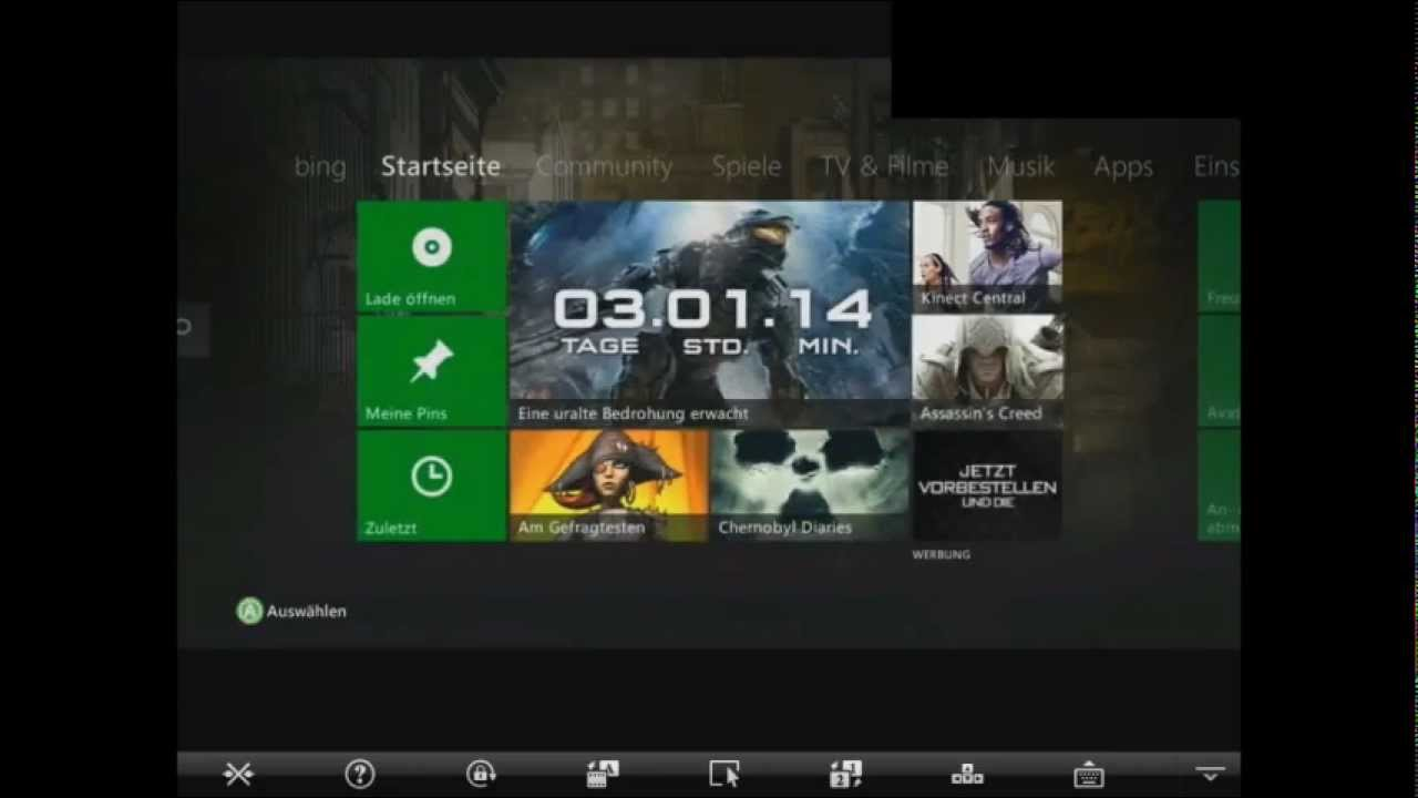 Microsoft Xbox 360 Emulator On Ipad Iphone Ipod Youtube