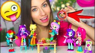ТИПИЧНЫЕ ПОДРУЖКИ Моя Коллекция Кукол МИНИ ЕДА | Elli Di
