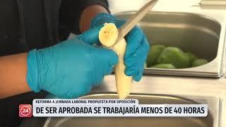Proyecto de Camila Vallejo contempla período de colación dentro de las 40 horas laborales