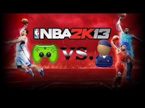NBA 2K13 Battle