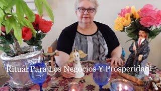 Ritual Para Los Negocios Y Prosperidad!