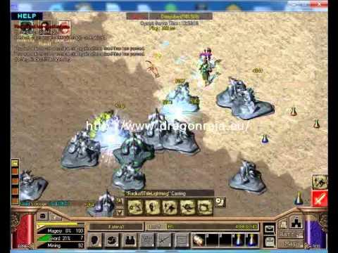 DragonRaja RPG - hunting Specter 드래곤라자 스펙터사냥 1