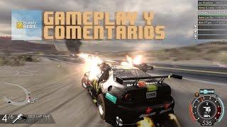 Gas Guzzlers Extreme PC Gameplay y recomendación
