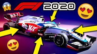 Reacting to the new WILLIAMS 2020 F1 CAR! (Williams FW43 Analysis)