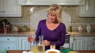 Design Your Cuisine Episode 4 - Pasta With Sausage & Pumpkin Sauce