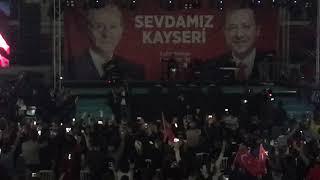 Ahmet Şafak - Ay Yıldız Kolye (Kayseri Konseri 2019)