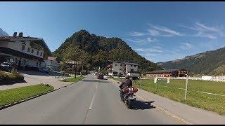 Путешествие на мотоцикле 7 (Австрия, Германия) + мои песни(Это седьмой день нашего с братом недельного путешествия на мотоциклах. В этот день наша дорога проходит..., 2014-04-04T15:33:08.000Z)