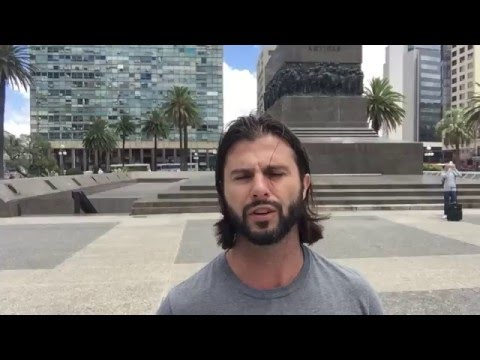 Goodbye Uruguay Hello Brazil