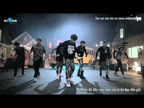 [Vietsub + Kara] No More Dream - BTS/Bangtan Boys