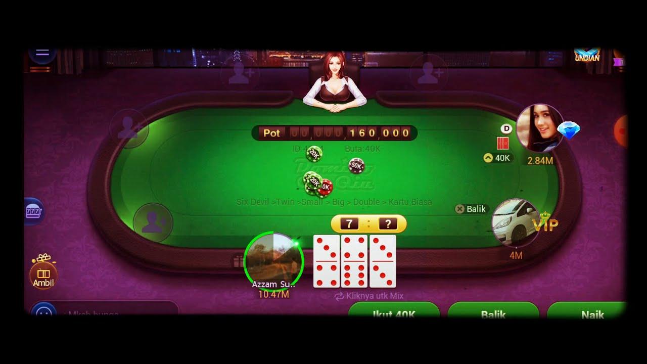 Game Domino Qiuqiu Bisa Menghasilkan Uang Youtube