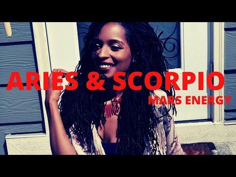 ARIES ♈️ & SCORPIO 🦂| Mars ENERGY 🔥