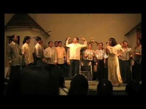 """""""Katakataka"""" by FIC Chorale Gala Concert in London"""